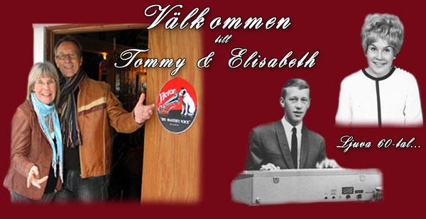 Välkommen till Tommy & Elisabeth